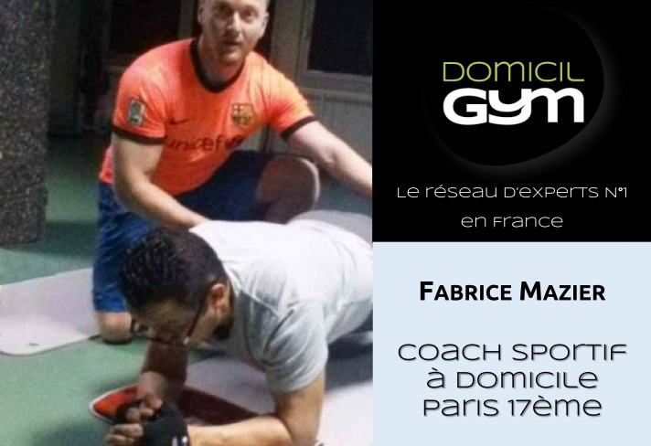 Cartouche Fabrice MAZIER