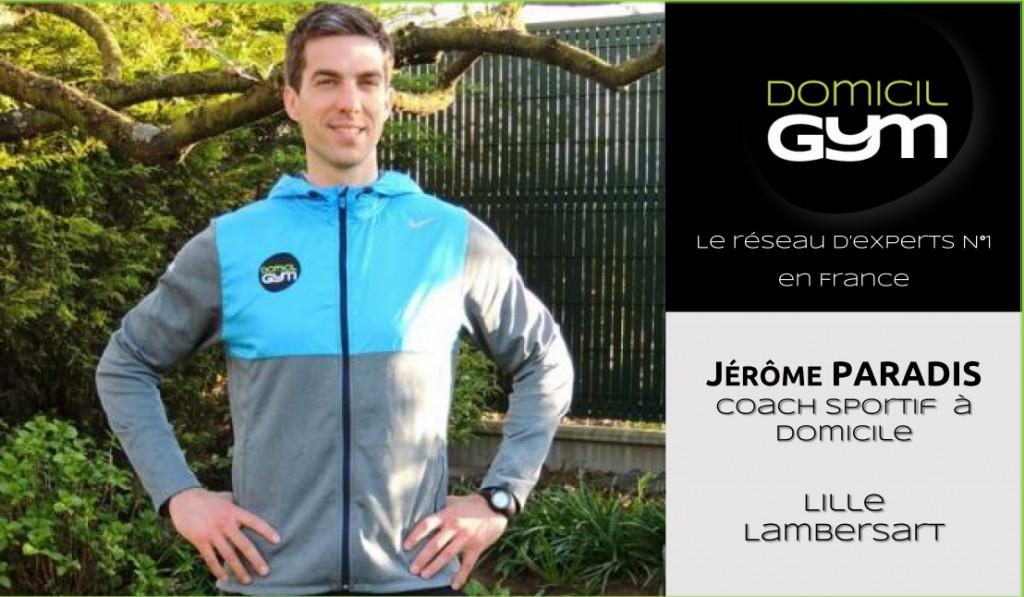 Cartouche Jérôme Paradis