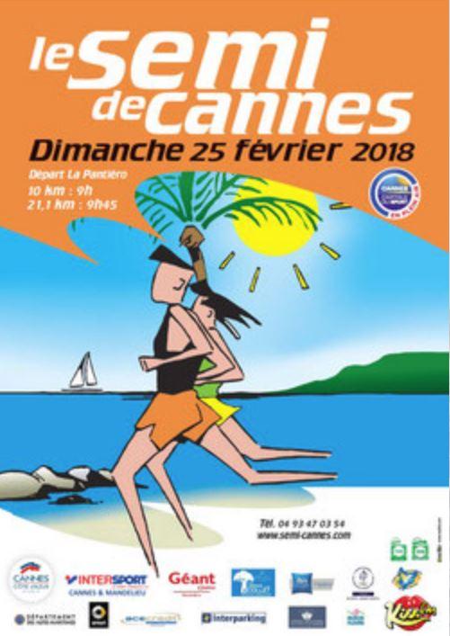 Coach Sportif Nice,le semi de Cannes 2018