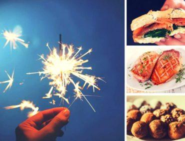 Notre suggestion de menu festif sain et gourmand