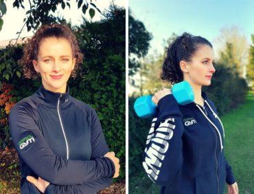 Lumière sur Justine Le Faucheur, coach sportif Hérouville Saint Clair DOMICIL'GYM ®